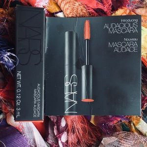Nars Audacious black moon mascara
